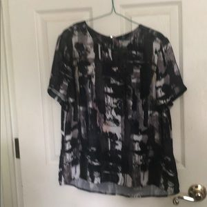 H and M blouse